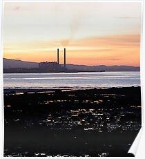 Cockenzie Power Station Poster