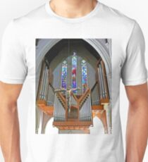 Interior, St Stephens Cathedral, Brisbane, Qld, Australia Unisex T-Shirt
