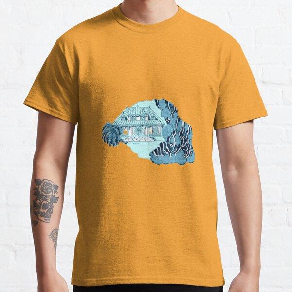 Reunion Island. Color background Classic T-Shirt