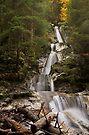 Diomaz waterfall by Patrick Morand