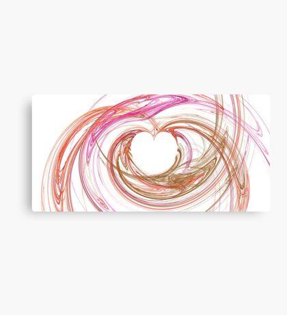Ecce cor meum Canvas Print