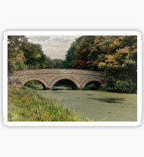 Bridge at Kimberley Sticker