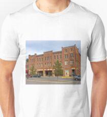 Red Rock River Hotel, Hot Springs, South Dakota T-Shirt