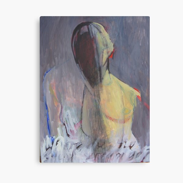 The Silent Scream Canvas Print