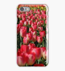 Tulip Field iPhone Case iPhone Case/Skin