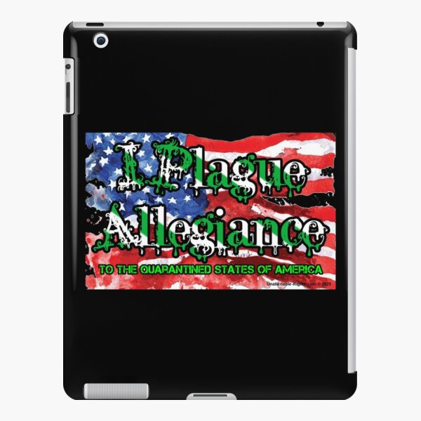 I Plague Allegiance iPad Snap Case