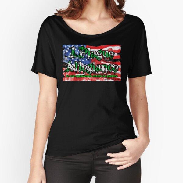 I Plague Allegiance Relaxed Fit T-Shirt