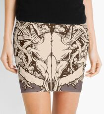 - Dead deer - Mini Skirt