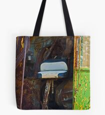 Rust The Fantastic Tote Bag