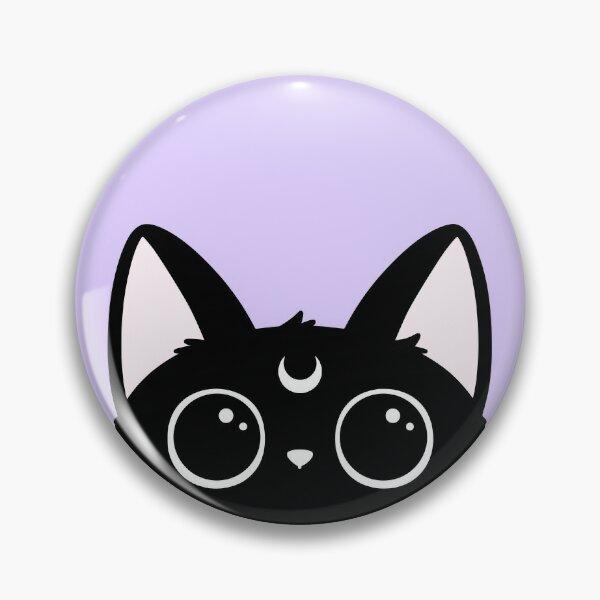 Hewwo? // Purple Version Pin