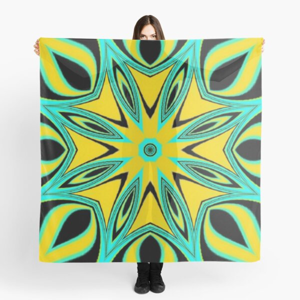 Happiness Pop Scarf