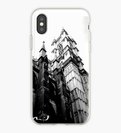 flying buttress iPhone Case