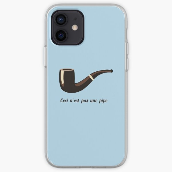 This is not a pipe iPhone Soft Case
