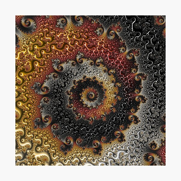 fractal #65 mandelbrot set Photographic Print
