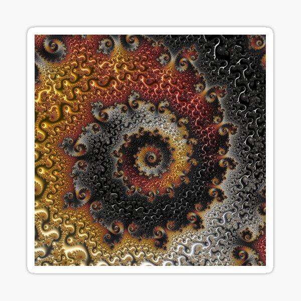 fractal #65 mandelbrot set Sticker