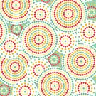 Pointalism pattern by Running-Duck