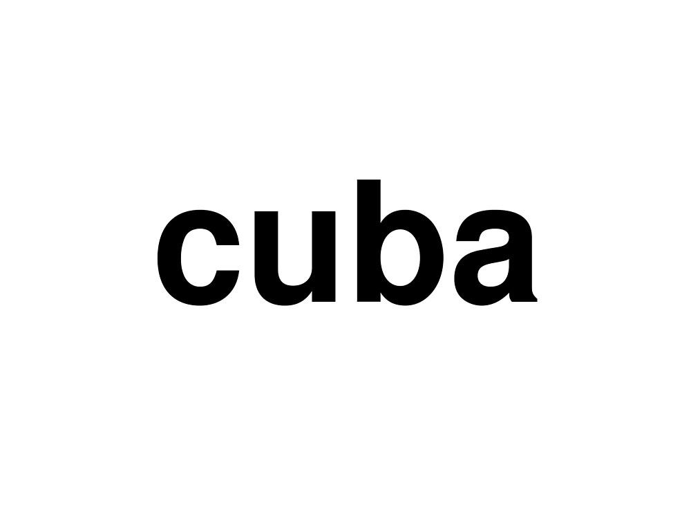 cuba by ninov94