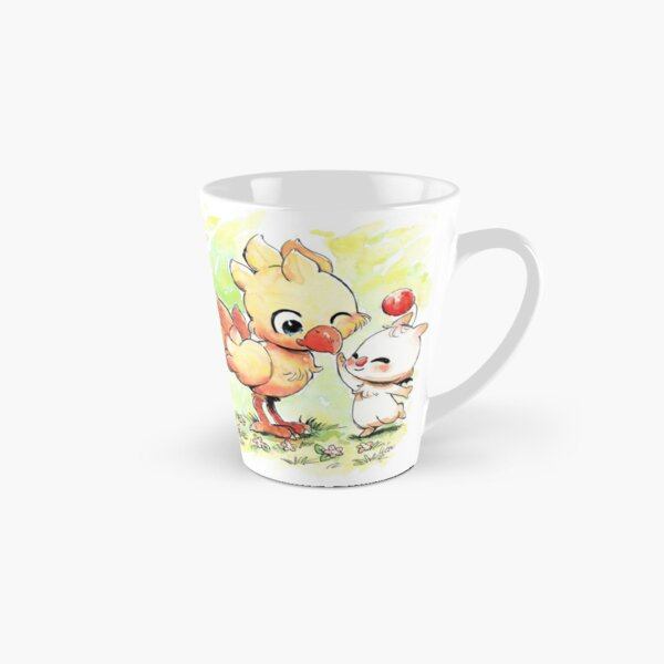 Chocobo Mog final fantasy Mug long