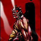 The Horror - Sentry Demon by Simon Sherry