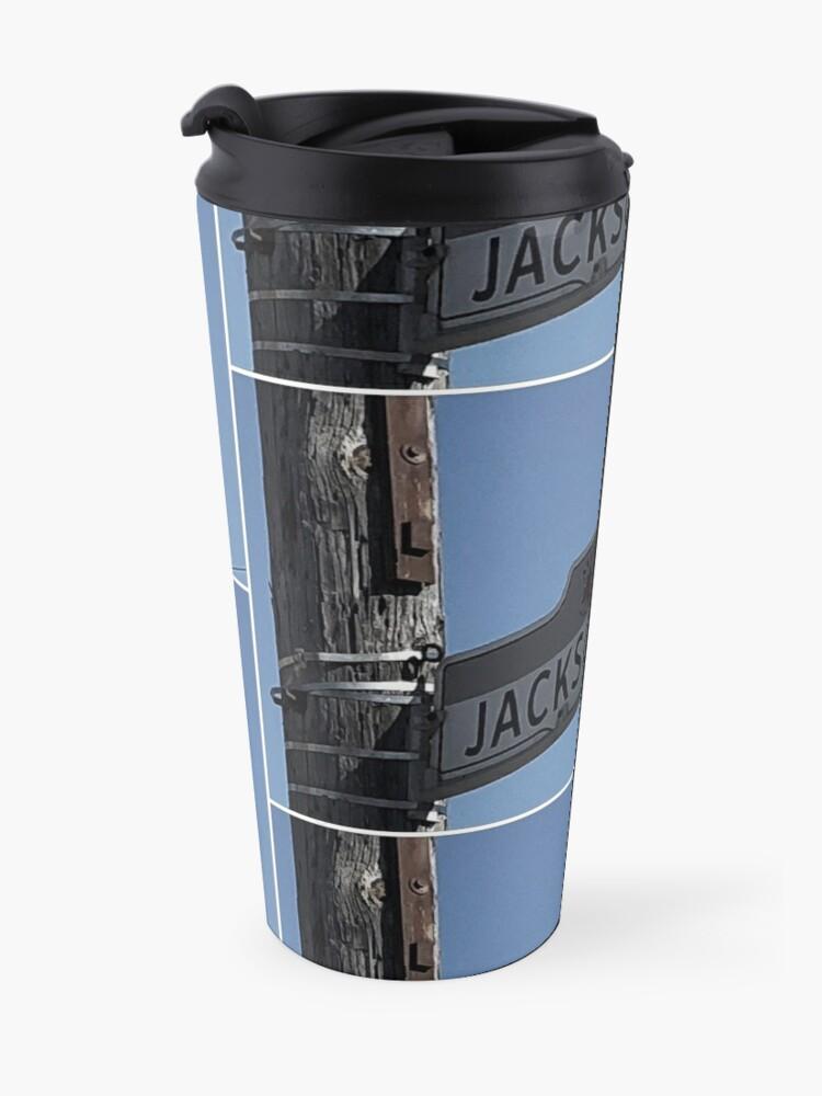 Alternate view of Jackson  Travel Mug