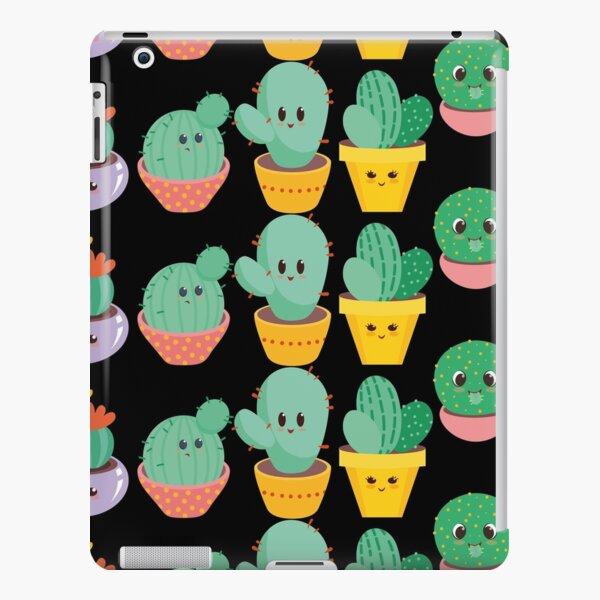 Cute Cacti iPad Snap Case