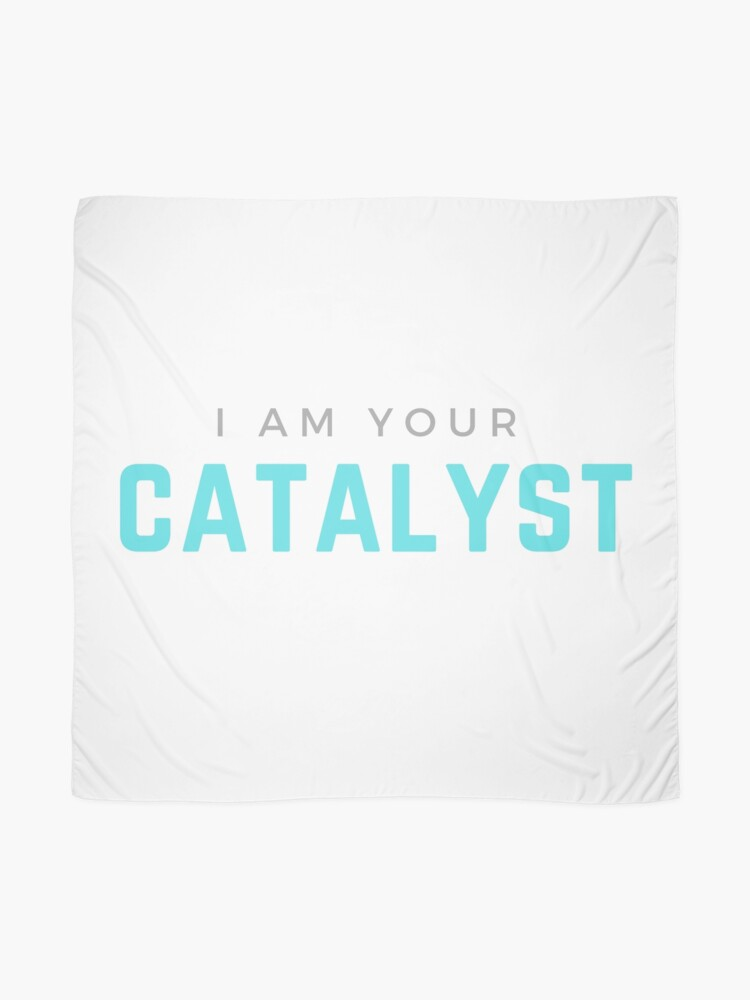 Alternate view of I AM YOUR CATALYST Scarf