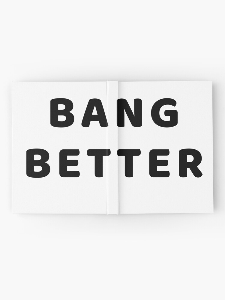 Alternate view of BOOMERS BANG BETTER Hardcover Journal