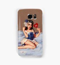 Girl 24 | (Your best Gil Elvgren) Pinup Samsung Galaxy Case/Skin