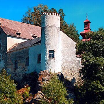 Waldenfels castle V by patrickjobst