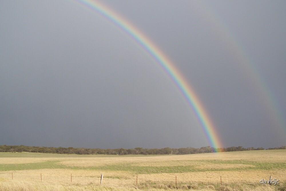 Country Rainbow by davidjc