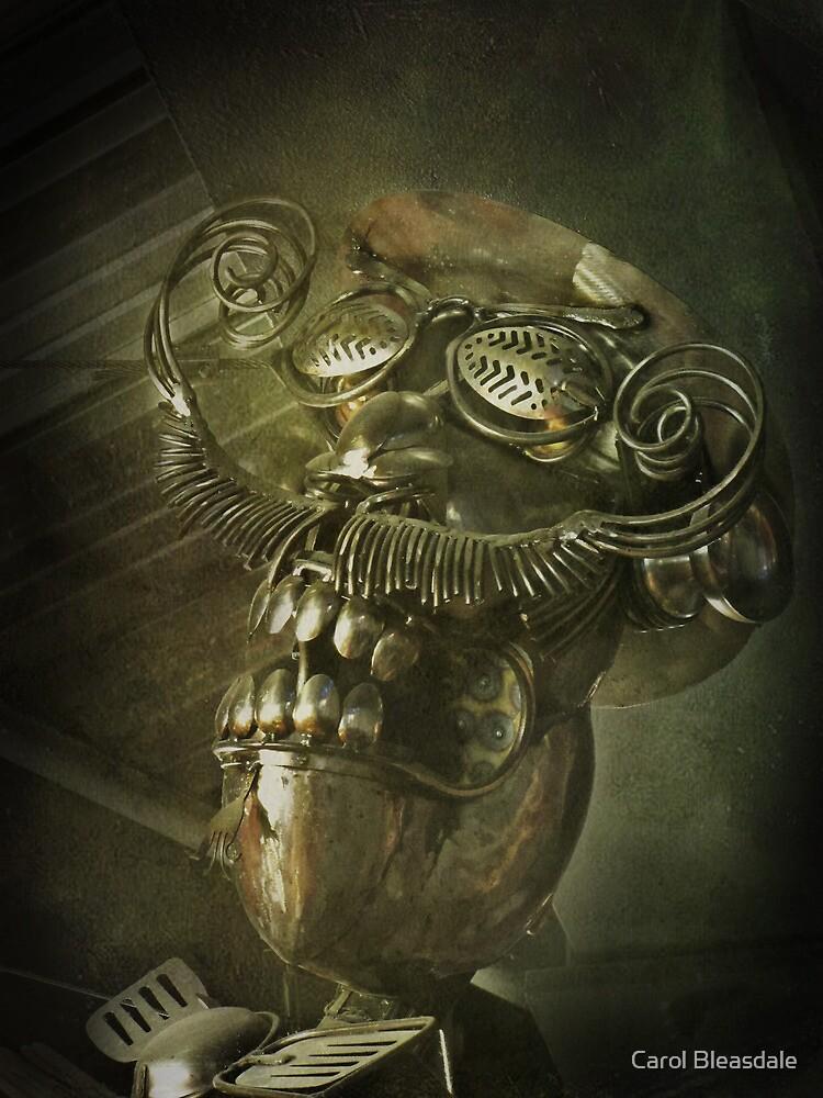 Man of Metal by Carol Bleasdale