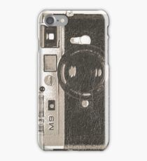 M9 Camera iPhone Case/Skin