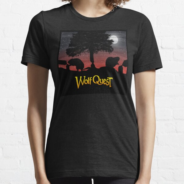 Night Beavers - WolfQuest Dream Essential T-Shirt