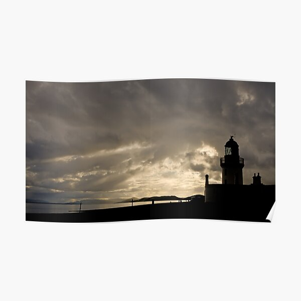 Chanonry Point Lighthouse - 21/09/15 Poster