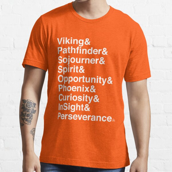 Mars Rovers and Mars Landers Essential T-Shirt