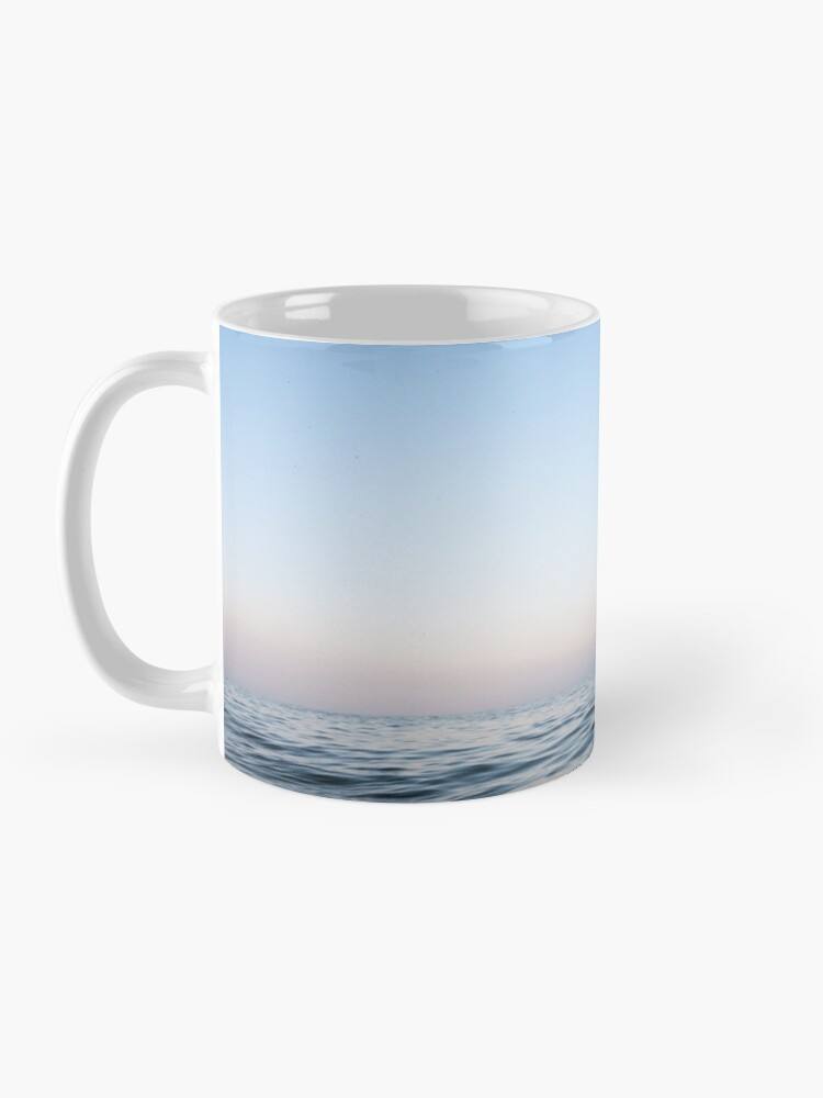 Alternate view of Sea & sky Mug