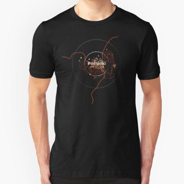 Pochinki Slim Fit T-Shirt