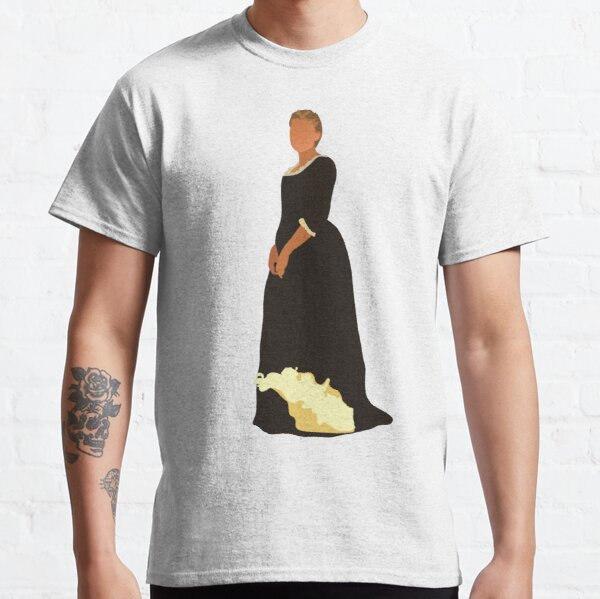 Portrait of a Lady on Fire Minimalist Art Classic T-Shirt