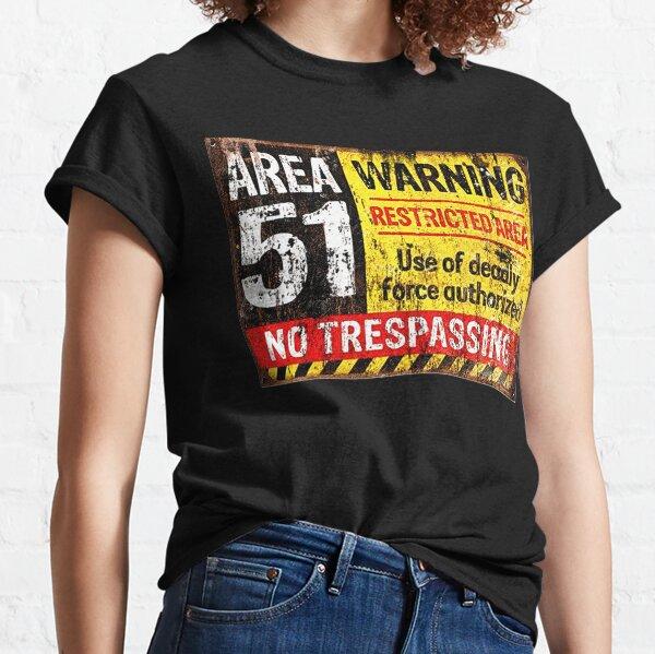 AREA 51 Classic T-Shirt
