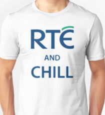 RTE and Chill Slim Fit T-Shirt