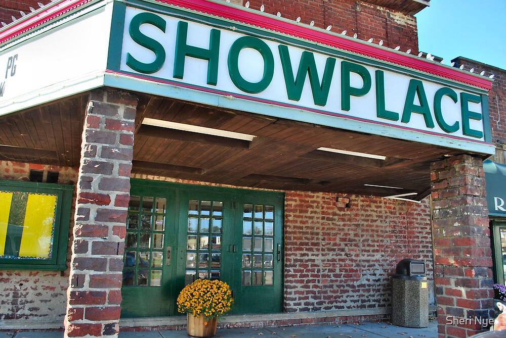 Showplace by Sheri Nye