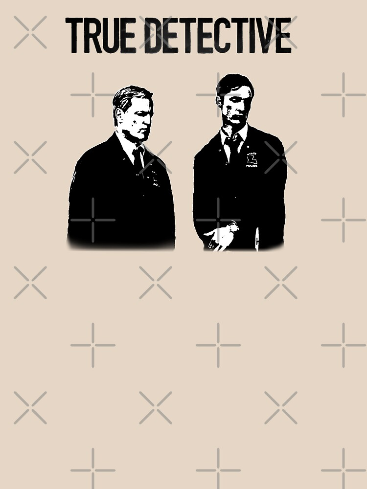 True Detective - Cohle and Hart by EvaEV