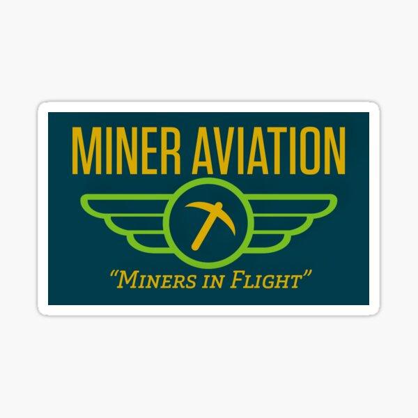 Wings Logo Sticker
