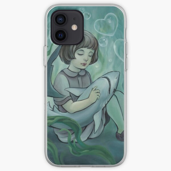 Underwater Dreaming  iPhone Soft Case