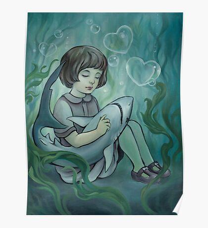 Underwater Dreaming  Poster