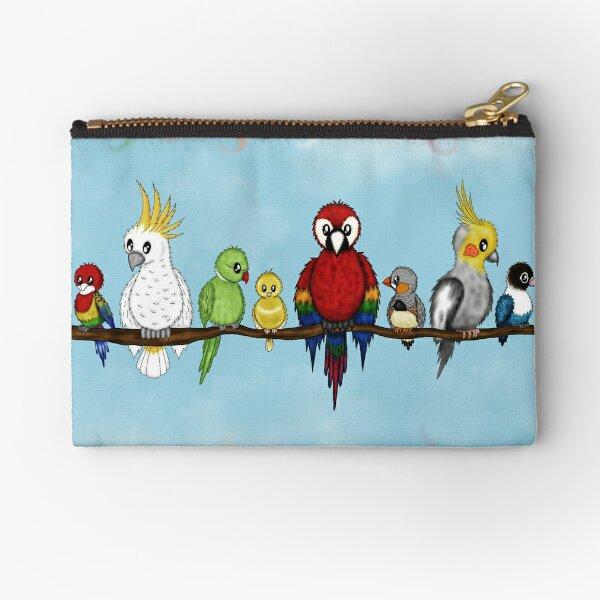 Haustier Vögel Täschchen