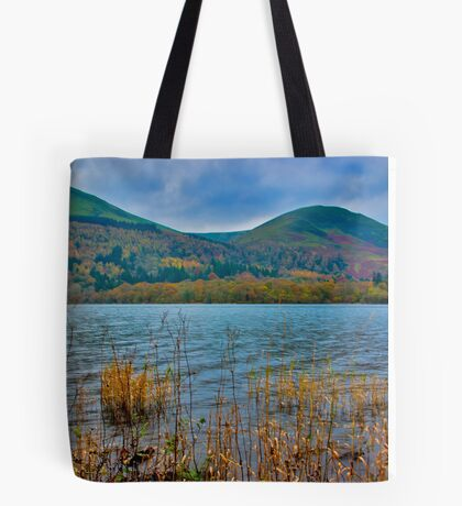 Autumn Colours at Buttermere Tote Bag