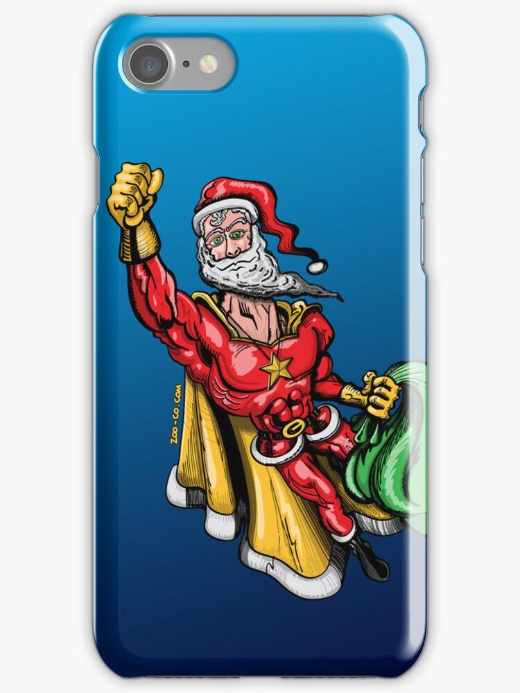 Super Santa Claus by Zoo-co