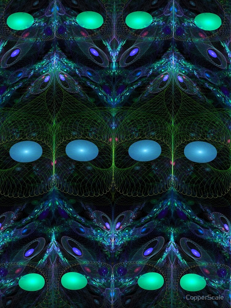 Parallel Universes Aligned by CopperScale