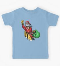Super Santa Claus Kids Clothes
